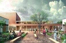 Health - White Arkitekter - Panzi Hospital Bukavu, Republic of Congo / White Arkitekter