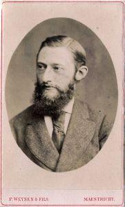 Jurjen Nanninga Uitterdijk  omstreeks 1885