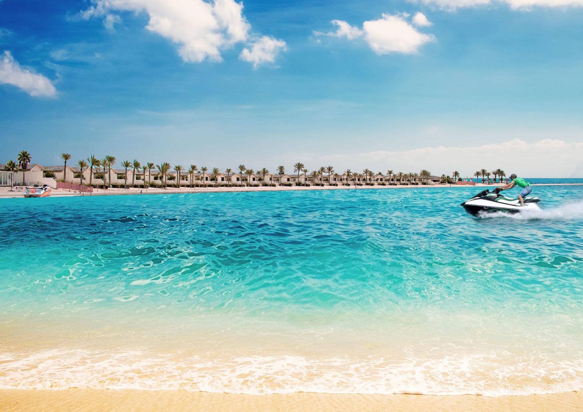 منتجع شاطئ الدانة الخبر المملكة العربية السعودية الموقع الرسمي