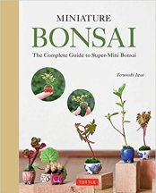 Miniature Bonsai book cover