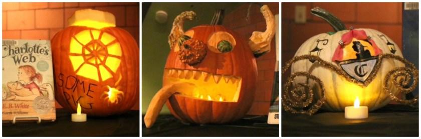 Photo of Pumpkin Parade winners