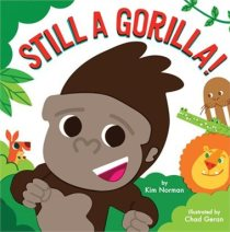 Still a Gorilla book cover