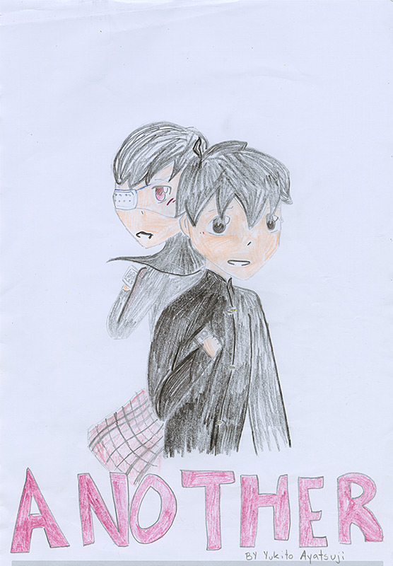 "Hailey Ciesluk, North Elementary - ""Another"" by Yukito Ayatsuji"