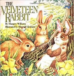 The Velveteen Rabbit book cover