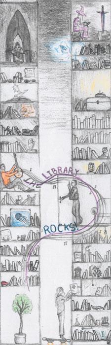 bookmark by Carolanne Hagemeyer