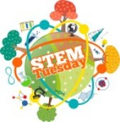 Photo Credit: STEM Tuesday Logo from Mixed-Up Files