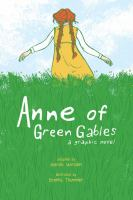Anne of Green Gables book cover