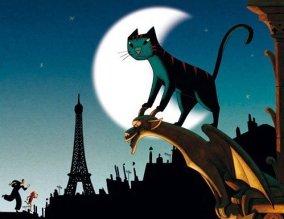"""A Cat in Paris"""