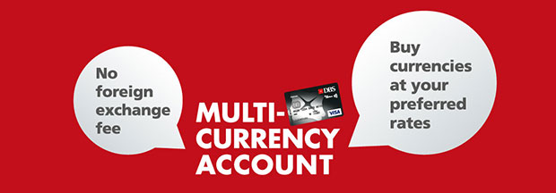 DBS Multi-Currency Autosave (MCA)