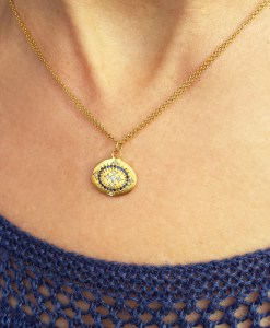Heaven on Earth Necklace