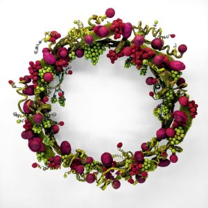 handmade wreath all year