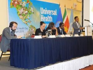 1 Nationale dialoog voor fiscale ruimte gezondheidszorg Suriname