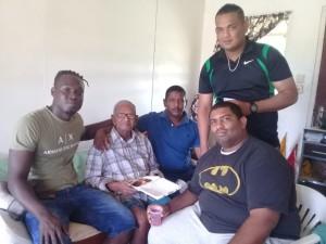 Makhanchor Commewijne besteedt hoofdprijs aan sociaal project