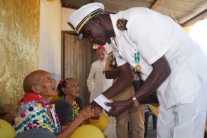 1 Galibi feliciteert elf echtparen met gouden huwelijk