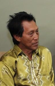PL-voorzitter Paul Somohardjo
