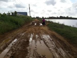 1SRD 27 miljoen onderhands gegund voor bestrating Krappahoeklaan en Radjastanweg