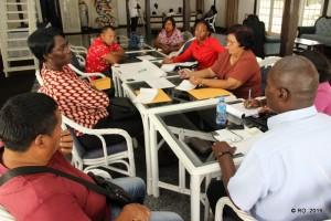 Workshop Grondenrechten met Inheemse en Tribale organisaties 1