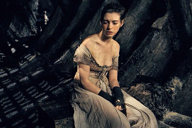 Anne Hathaway Diet For Les Miserables Film Revealed