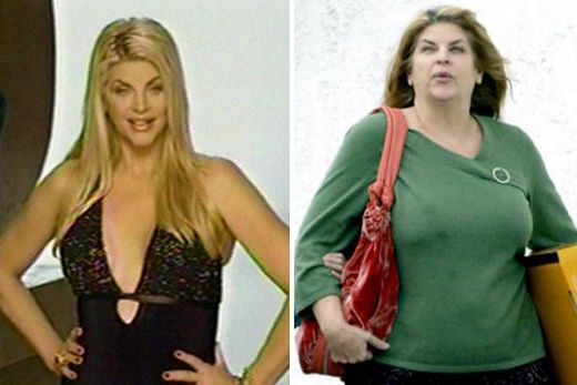 Kirstie Alley Sued Over Weight Loss PIlls