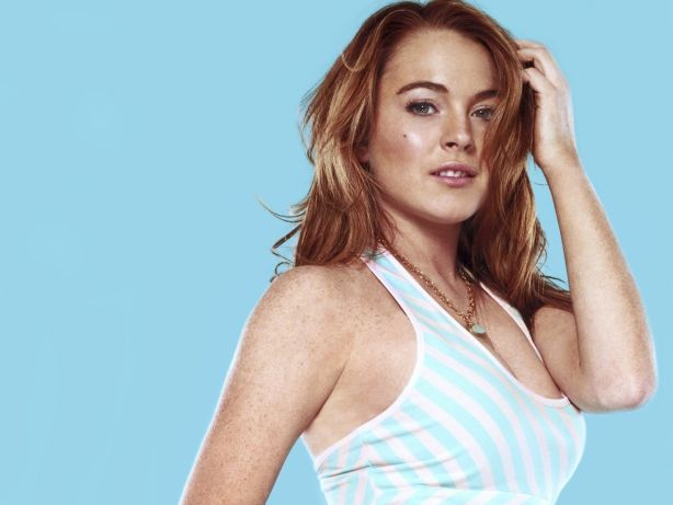 Lindsay Lohan Involved In Another Minor Crash