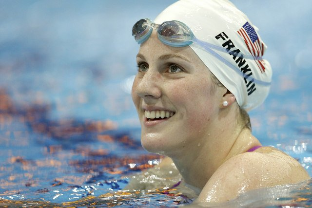 Missy Franklin 2012 Olympics Dedicated To Colorado Victims