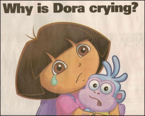 Directv Dropping Channels Due to Viacom Dispute, Bye Bye Dora