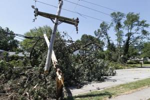 East Coast Storm Causes Massive Power Outages