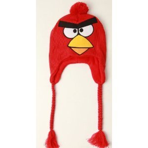 Prince Harry Rock Angry Birds Hat
