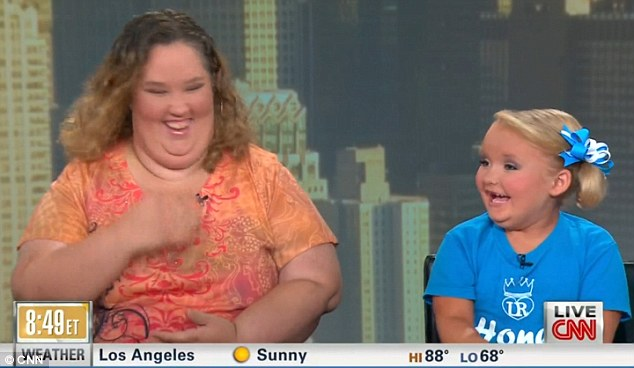 Honey Boo Boo Mom Mug Shot From 2008 For Theft of Child Support Payments'