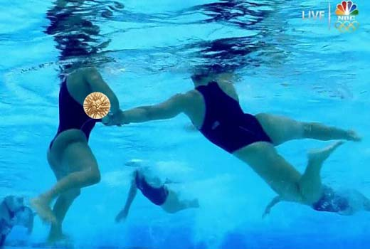 Nbc Water Polo Malfunction Draws Reactions Online