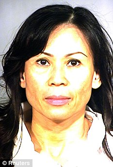 Accused: Catherine Kieu is alleged to have cut off her husband's ***** and then dialled the emergency services