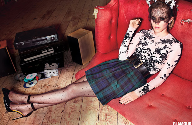 Emma Watson's Dating Woes Revealed In Latest Edition Of Glamour