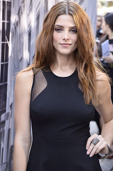 Ashley Greene Red Hair: Twilight Star Goes For A New Look