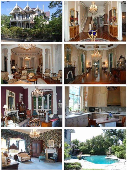 Actress Sandra Bullock Buys Mansion in Garden District