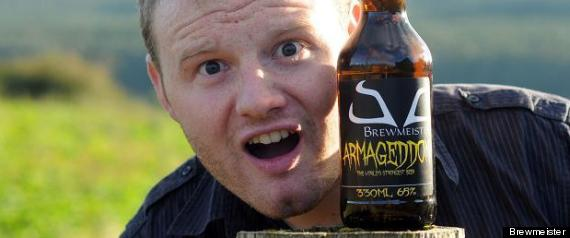 World's Strongest Beer Has ABV of 65 percent