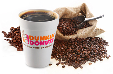"Dunkin' Donuts Coffee Claim Ruled No Good:  No Longer ""The Best"" In America"