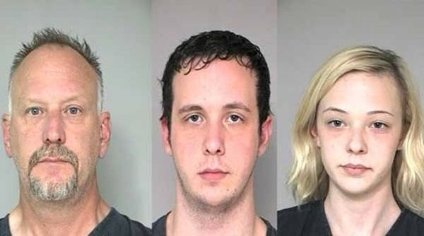 Father, Son, Daughter Arrested In Texas Bank Robbery (PHOTO)