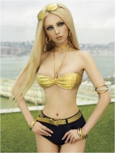 Human Barbie: Real Life Barbie Doll (PHOTOS)