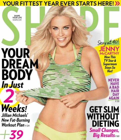Jenny McCarthy Abs Secrets Revealed
