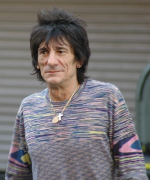 Rocker, 65, marries 34-Year-old: Ron Wood Hopes Third Time Is A Charm