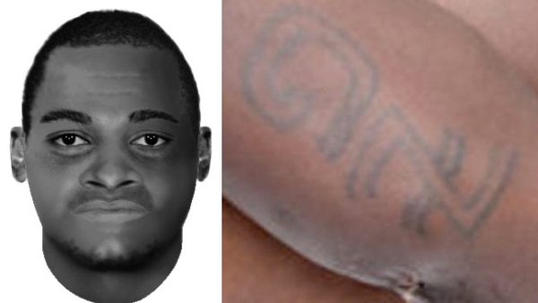Man Fell From Sky: Police Release Photos