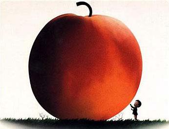 James's Giant Peach: 2,425,907 Gulls Needed For Fictional Feet