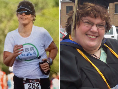 Woman Loses 222 Pounds, Hopes To Do An Ironman
