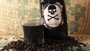 Death Wish Coffee: 'World's Strongest Coffee' Has Disclaimer
