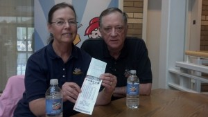 Couple's second lottery Win: What's Their Secret?