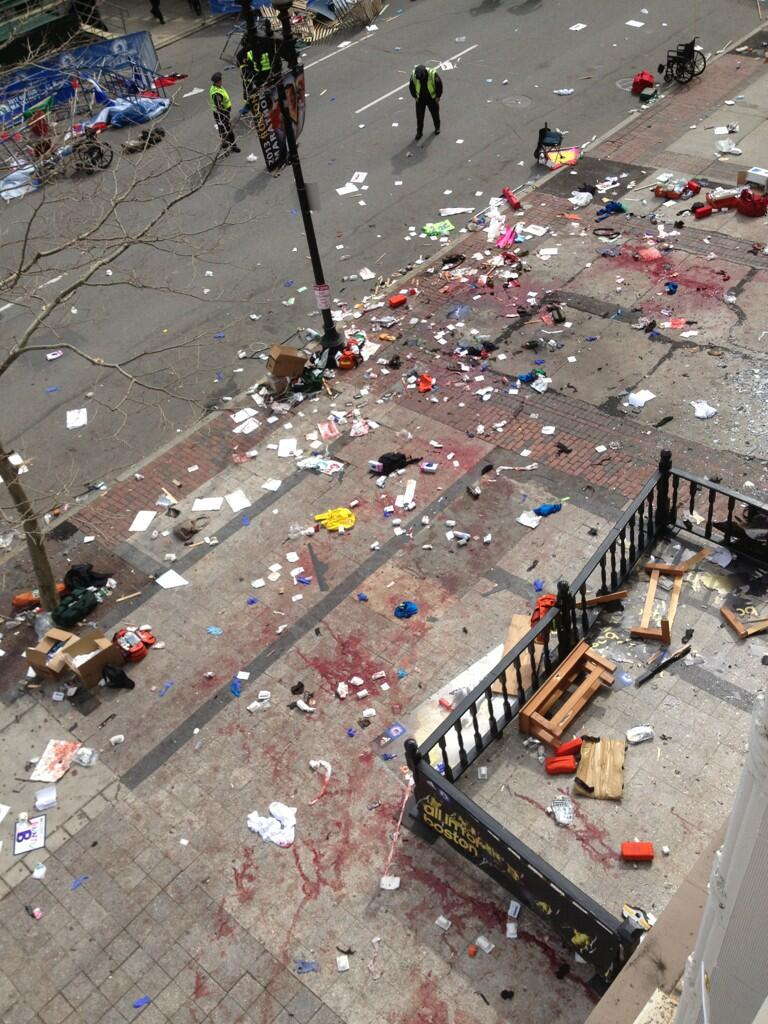 Hotline Setup Following Boston Marathon Explosions
