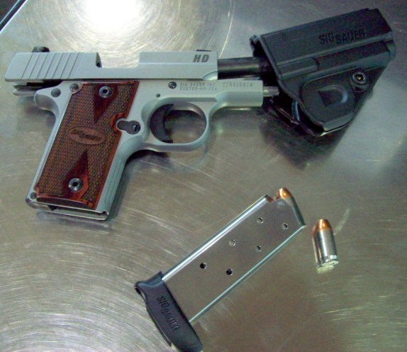 54 Loaded Guns At Airports This Week: TSA Say That's A New Record