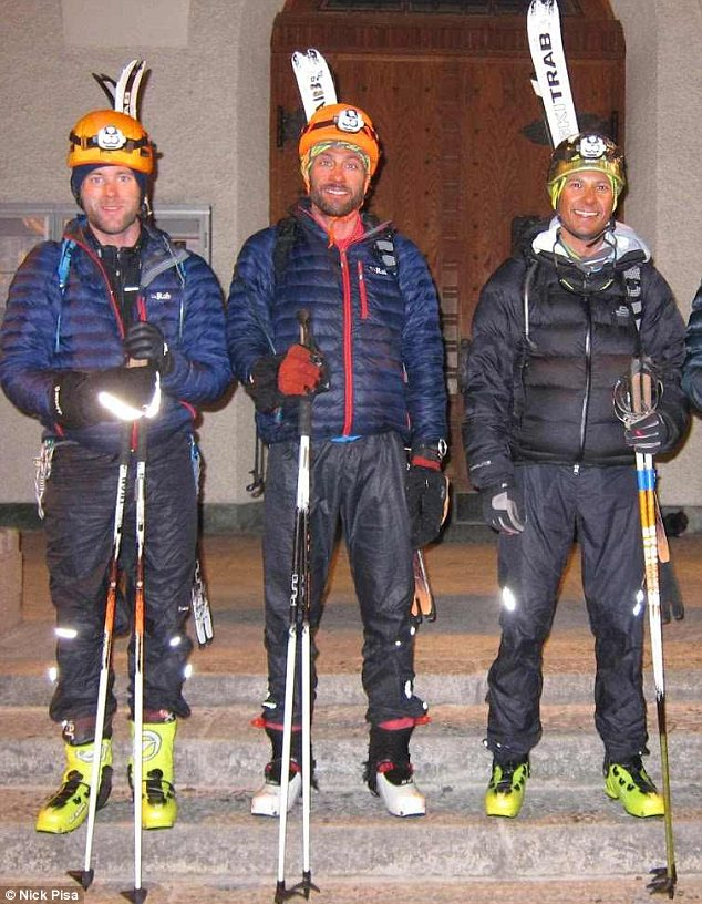 British Climber 'swims' Through Avalanche And Survives
