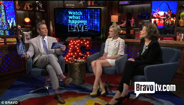 Shocking both host Andy Cohen and fellow guest Jessica Walter, Elisabeth did not hold back when asked about the Entourage star's exit from a play they did together during a segment called Plead The Fifth