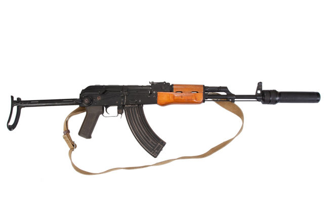 Russian Boy Kills Brother With grandpas Rifle